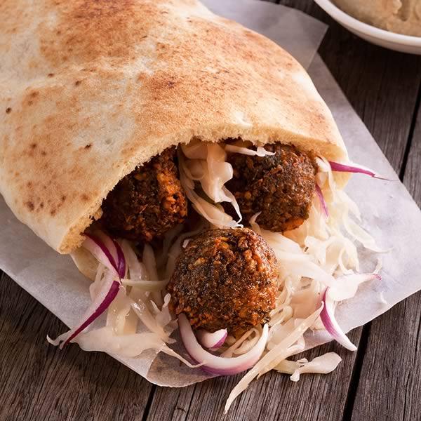 Meze Falafel