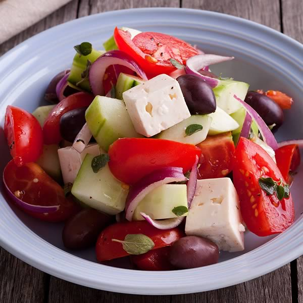 Meze Village Salad